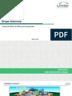 Grupo Intercorp. Casos de Éxito en Obras Por Impuestos. - Marzo