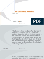 SonicWall Brand Guide 3.27.17