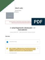 Notas de %22 Short cuts %22.pdf