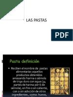 Las Pastas