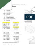 Cálculo de Cimentación Para Retenidas-Envio