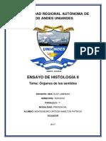 Organos de Los Sentios_Hamilton Montenegro