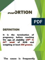 Abortion Presentation