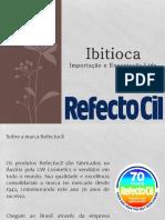 Apresentação REFECTOCIL 2013