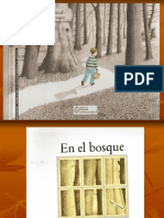 en el bosque de  anthony browne.ppt