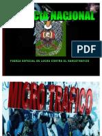 Microtráfico en La Paz