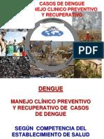Dengue Manejo Clinico Preventivo y Recuperativo Dr Jose Perea