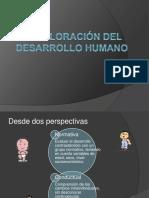 La Valoración Del Desarrollo Humano