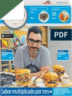 Cocineros Argentinos 26 01 2018