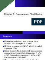 03 Fluid Statics