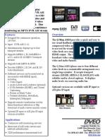 Q Mon ASI-4 Datasheet