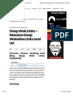Lista Links Deep Web 2