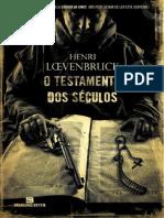 O Testamento dos Seculos - Henri Loevenbruck.pdf