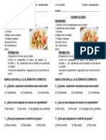 Text Instructivo Receta Solterito Arequipeño