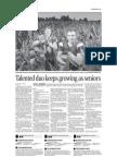 2010 Football tab cover story