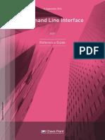 CP R77 CLI ReferenceGuide