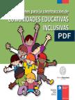 Orientaciones Comunidades Educativas Inclusivas
