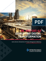Petrotechnics Oil and gas 4.0