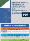 01. Kebijakan Pengendalian HIV AIDS Kick Off Surabaya