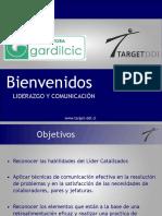 Liderazgo y Comunicación - Gardilcic