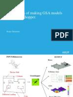 Automation of Making GSA