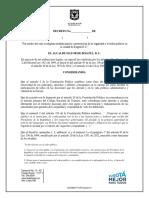 Listo decreto sobre restricción de parrillero hombre en Bogotá