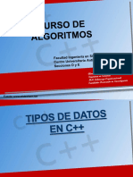 4 - ProgamacionC++_TiposDeDatos01