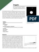 Espectroscopia Doppler
