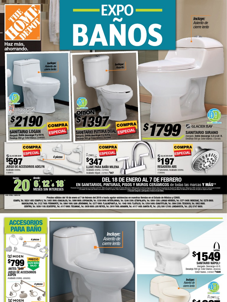 The Home Depot Mexico 818 8702