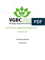 LOTUS Non Residential V2.0 Technical Manual