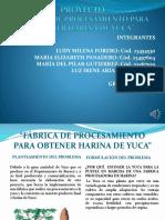 fabricadeprocesamientoparaobtenerharinadeyuca-121205160714-phpapp02.ppsx