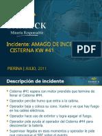 Análisis Incidente KW #41