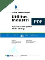 Audit Energi 3 (Peralatan Pengukur)