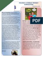 Newsletter 1 25 18
