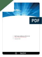 Dell IoMemory Hardware Installation Guide for IoMemory VSL 3.2.15 2017-04-11