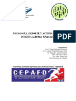 Psicología, Deporte y Actividad Física. Investigaciones Aplicadas Facebook_MenteAtleta