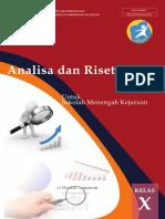 Analisa Dan Riset Pasar 2
