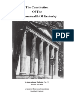 KENTUCKY CONSTITUTION 2015.pdf