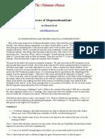 4. the Errors of Dispensationalism_4pp