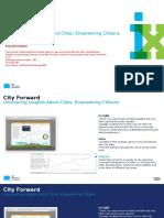 City Forward 1 Slider Pack