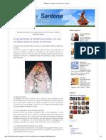 Religion y Santeria_ Protocolo en La Mesa