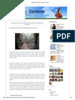 Religion y Santeria_ Deidades Africanas