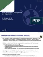 SLT GBS Smarter Cities Pre-read