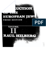 Raul Hilberg-The Destruction of the European Jews. 2-Yale University Press (2003)