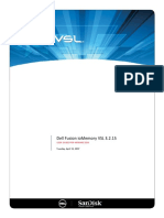 Dell IoMemory VSL 3.2.15 User Guide for VMware ESXi 2017-04-11