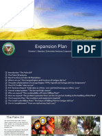 Evirrcimia  Expansion Plan