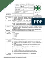9.2.2EP 4 SOP Penyusunan Layanan Klinis