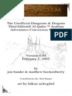 Arabian Adventures 3 Ed