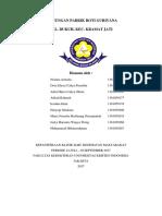 laporan pabrik