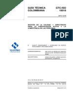 GTC-ISO10018